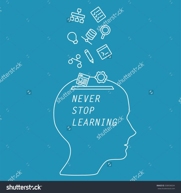Never Stop Learning. Banner For Online Courses, Educational Training, Banner, Workshop. Icons Of Programs To Work For Programmers. Training Or Workshop For Programmers. Banner With Icons Of Programs Stock Vector Illustration 358936034 : Shutterstock