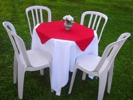 Aluguel de Toalhas Para Festas em Geral... : Toalhas de Mesa com cobre manchas.