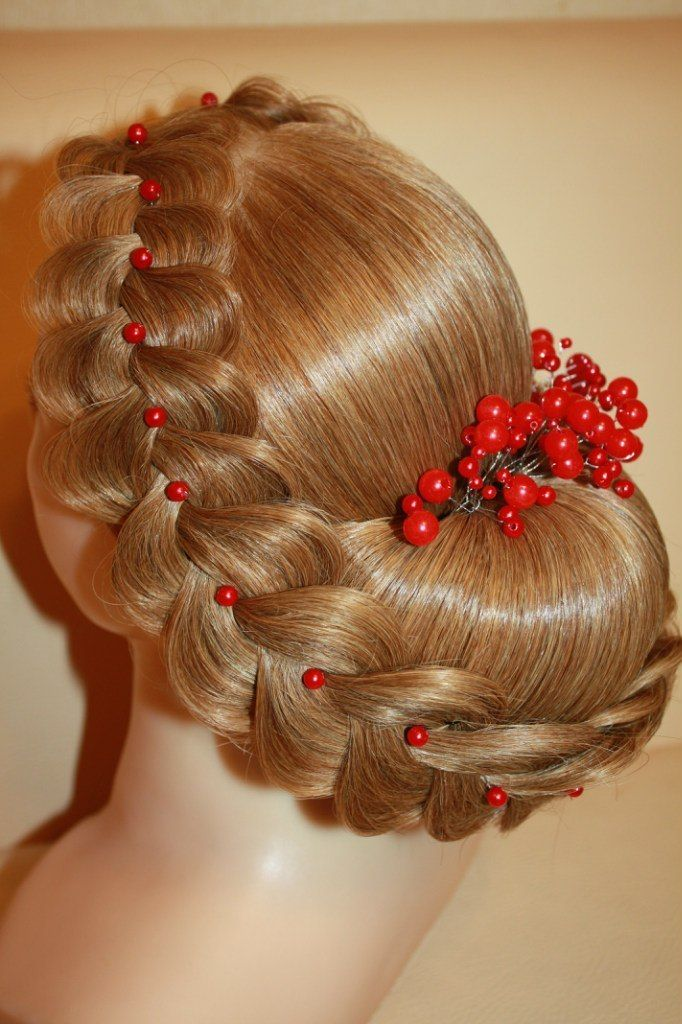 175 Best Buns Ponytails Images On Pinterest Hairstyles Braids And Natural Hairstyles