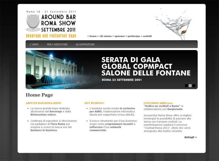 Web Site for ABRS