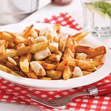 Poutine bien d'chez nous - Recettes - Cuisine et nutrition - Pratico Pratiques