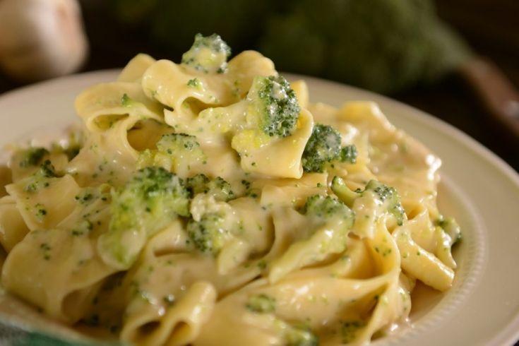 Fromage et brocoli, une combinaison parfaite...MIAM