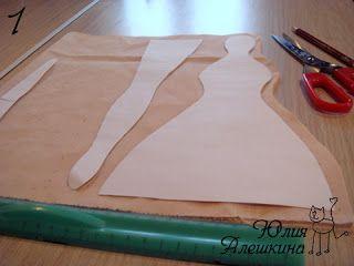 Mimin Dolls: Tutorial tilda costureira