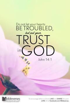 My Helper ~ CHRISTian poetry by deborah ann ~Hearts not Troubled - IBible Verse