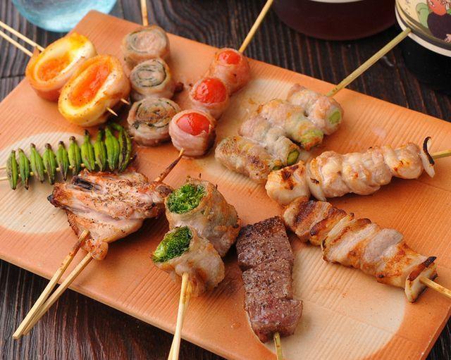 TOP 10 skewers in Shibuya - 今夜も一杯やりましょう!渋谷で串焼きがウマすぎる人気居酒屋TOP10