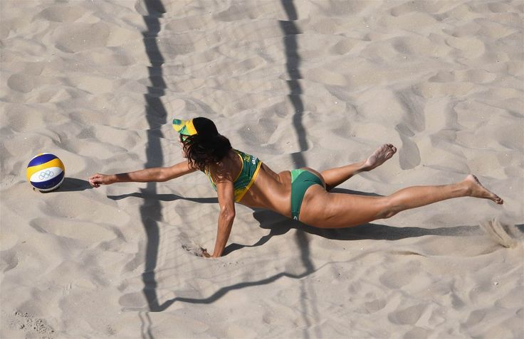 Rocha, Talita - Brazil - Beach Volleyball - Brazil - Women - Women's Preliminary - Pool A - BVA - Beach Volleyball Arena