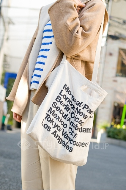 The #AmericanApparel Cities Bag