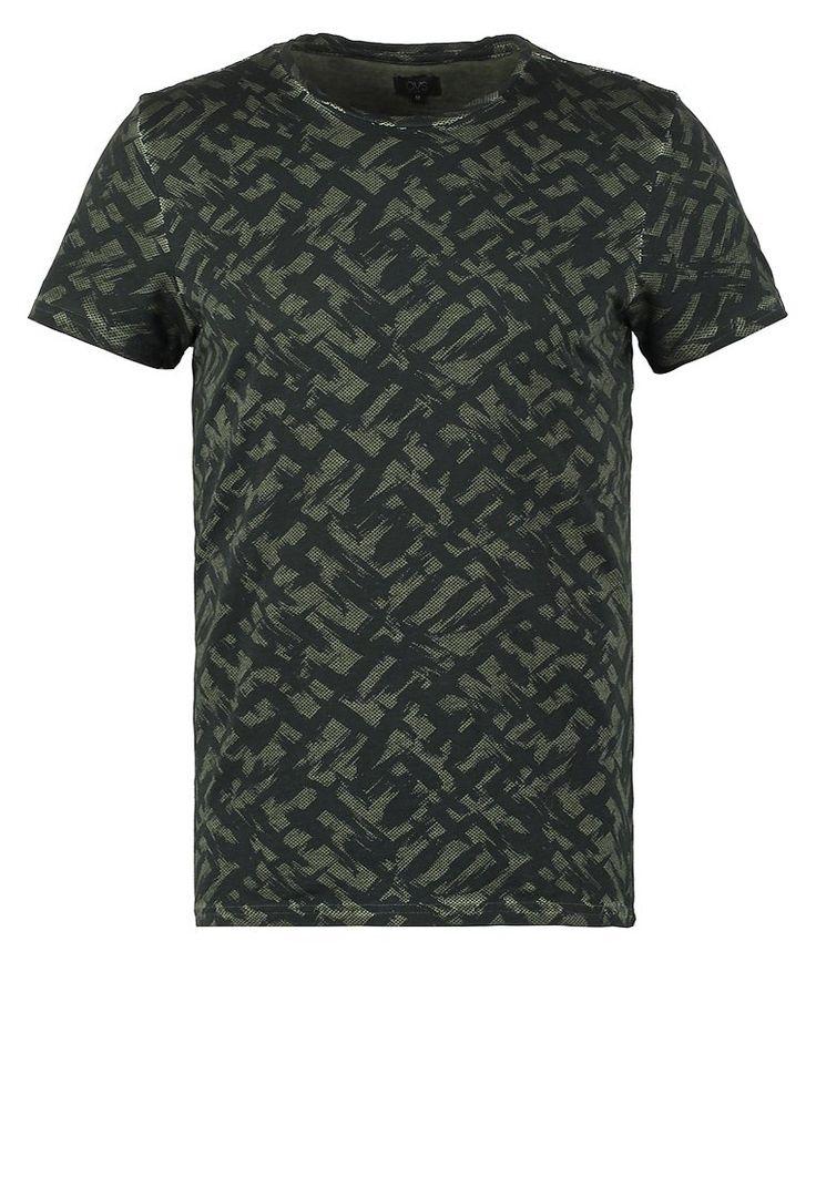 OVS TShirt print camouflage green Bekleidung bei Zalando.de | Material Oberstoff: 100% Baumwolle | Bekleidung jetzt versandkostenfrei bei Zalando.de bestellen!