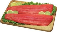 Salmon Fillet at Giant Food Stores