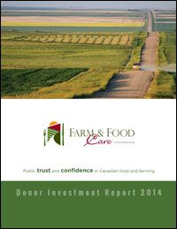 2014 Donor Investment Report