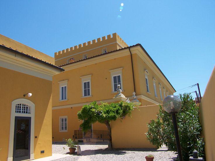 Villa Graziani (lateral) www.villagraziani.com