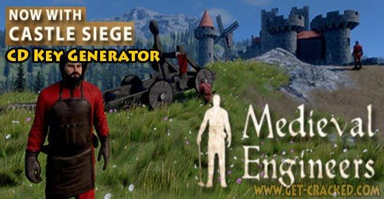Medieval Engineers CD Key Generator 2016 - http://skidrowgameplay.com/medieval-engineers-cd-key-generator-2016/