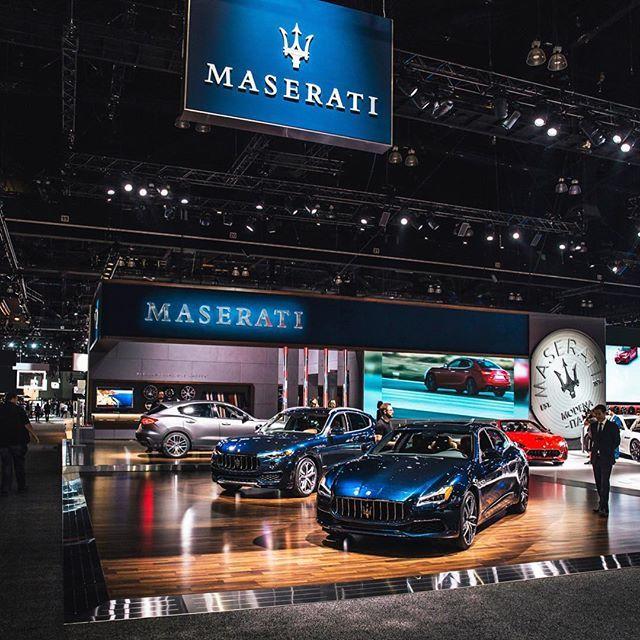 29+ Fields Maserati