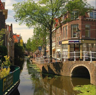 One of my favorites place in NL..... Delft, The Netherlands
