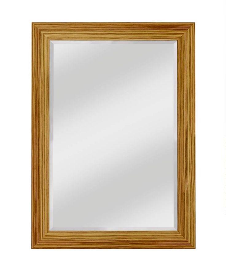 25 beste idee n over houten spiegel op pinterest natuurlijk hout spiegels en houten meubelen - Meubilair van de ingang spiegel ...