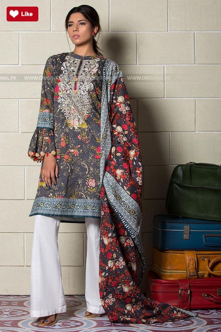 Khaadi M17502-Green Mid Summer 2017 - Original Online Shopping Store #khaadi #khaadimidsummer #khaadi2017 #khaadimidsummer2017 #womenfashion's #bridal #pakistanibridalwear #brideldresses #womendresses #womenfashion #womenclothes #ladiesfashion #indianfashion #ladiesclothes #fashion #style #fashion2017 #style2017 #pakistanifashion #pakistanfashion #pakistan Whatsapp: 00923452355358 Website: www.original.pk