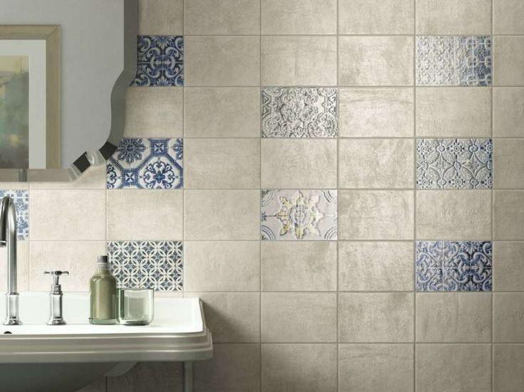 Oltre 1000 idee su immagini di design piastrelle su - Immagini piastrelle bagno ...