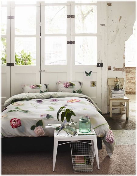 Les 38 meilleures images du tableau flower power linge de maison sur pinterest flower power for Linge lit grandes marques