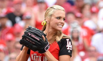 Jennie Finch is a collegiate World Series champion, an Olympic medalist and now the first woman to manage a pro baseball team.