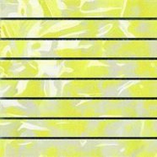 #Settecento #Stripe Musiva Giallo Limone 2,2x18,6 su rete 18,6x19 cm 101018 | #Vetro su gres | su #casaebagno.it a 177 Euro/mq | #mosaico #bagno #cucina