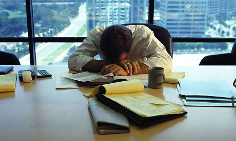 Mental Health Matters: Chronic Stress at Work.