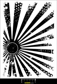 Tampon XXL : Texture Soleil Levant