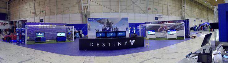 PlayStation, Feira Internacional de Lisboa (FIL) em Lisboa, Lisboa