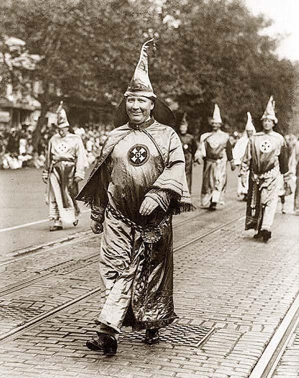 KKK founded