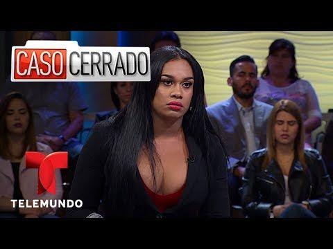 Homofobico y Descarado 💔👦 | Caso Cerrado | Telemundo - VER VÍDEO -> http://quehubocolombia.com/homofobico-y-descarado-%f0%9f%92%94%f0%9f%91%a6-caso-cerrado-telemundo    Full Episode: Video oficial del controvertido programa de Telemundo Caso Cerrado. Angélica es un transexual que estaba con un niño en la habitación de un hotel y Jesús, el encargado, llamó a la policía pensando que había abuso y prostitución infantil. Para ver los capítulos completos...