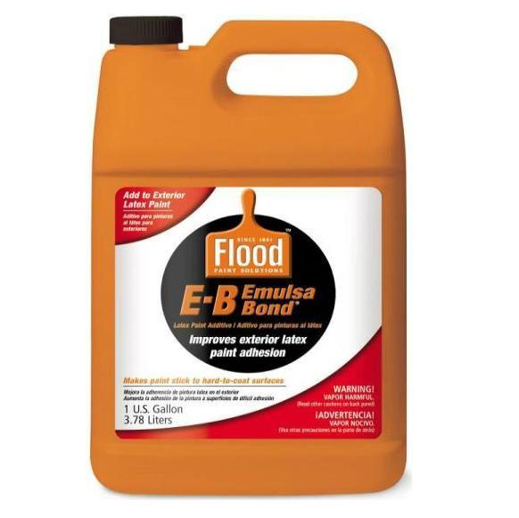 Flood FLD4-04 E-B Emulsa-Bond Paint Primer, 1 Gallon