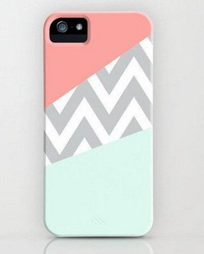 JIAXIUFEN Mint & Coral Chevron Rigid Back Cover Skin Protector Phone Case For Apple iPhone 4 4G 4S JIAXIUFEN http://www.amazon.com/dp/B00J5M6JWC/ref=cm_sw_r_pi_dp_rokVtb1Y0A7HG676