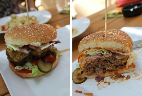 Burger Riviere Brasserie