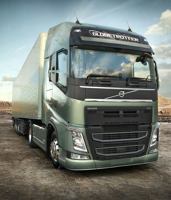 Volvo Trucks New Concept Truck Cuts Fuel Consumption By More Than