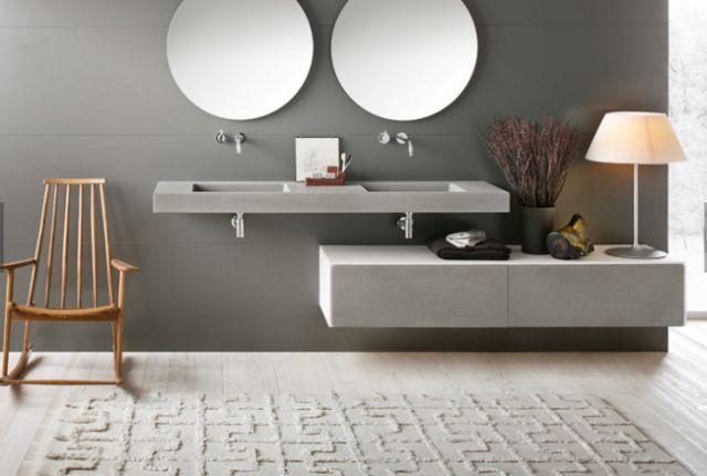 Băi de lux - minimalism, eleganță și funcționalitate