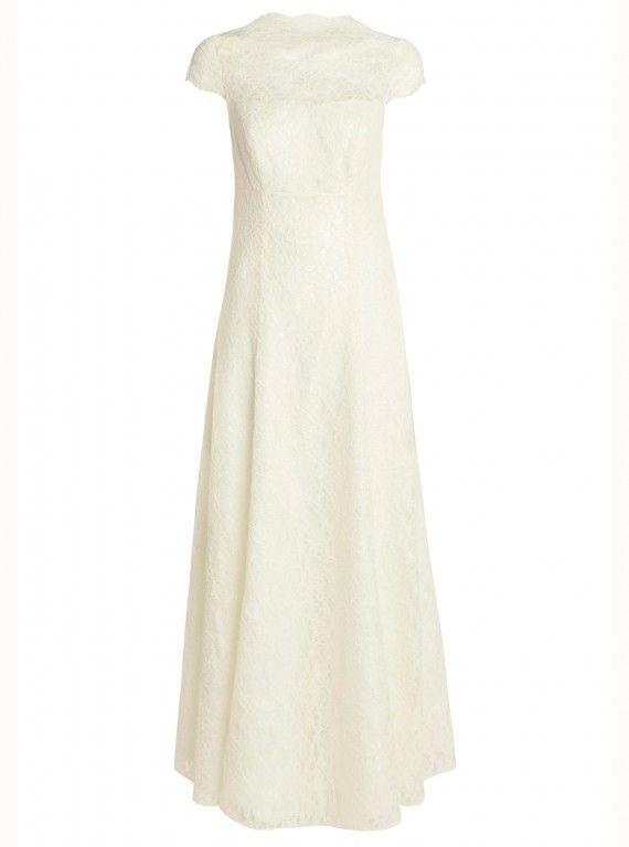 F&F Signature Lace Wedding Dress, £80