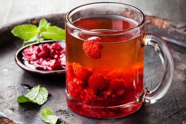 Зимний ягодный чай каркаде 8простых ивкуснющих согревающих напитков