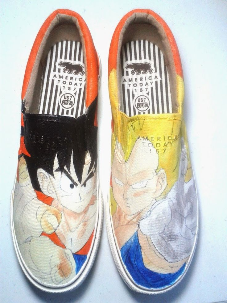 Dbz Shoes Mexico For Sale