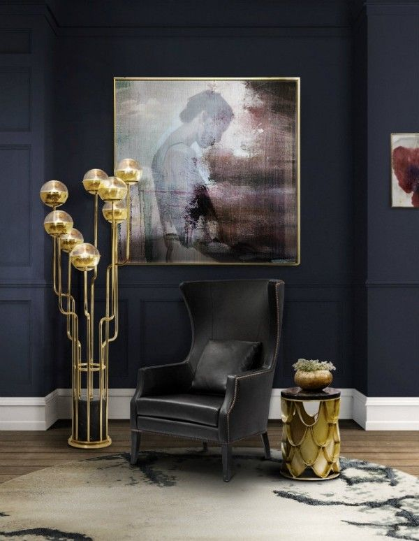 designer sessel leder deko trends 2018 teppich Dekoration