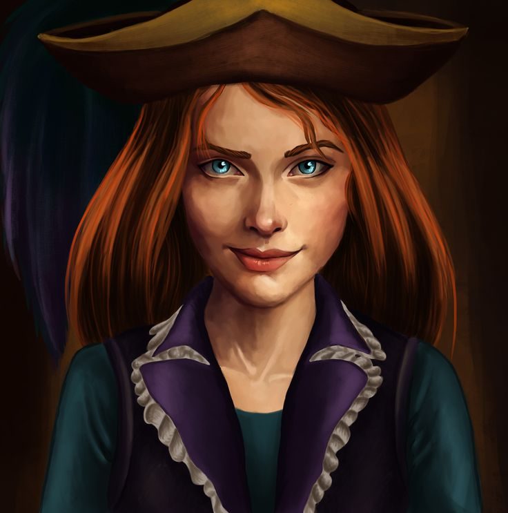 #illustration #sketch #concept #art #digital #pirate #child #environment #cover #character