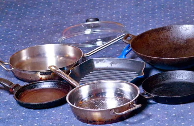 Как сделать обычную сковороду непригораемой http://bigl1fe.ru/2017/04/12/kak-sdelat-obychnuyu-skovorodu-neprigoraemoj/