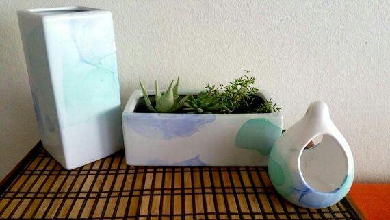 ColourBoss. Vases available at https://www.etsy.com/au/your/shops/ColourBoss