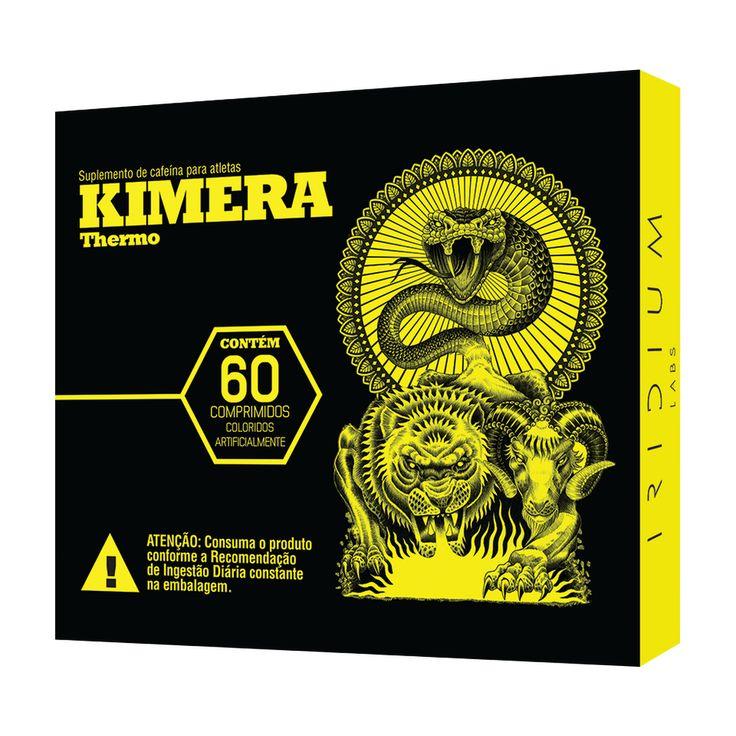 Conheça Kimera, o melhor suplemento termogênico do mercado - http://www.fanorpi.com.br/kimera/