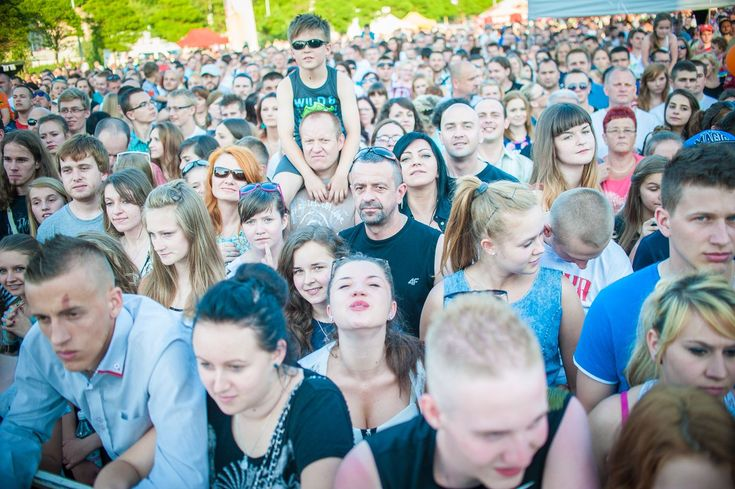 Co roku nasz Piknik gromadzi tłumy, każdy znajdzie coś dla siebie! fot. Marcin Łabuda