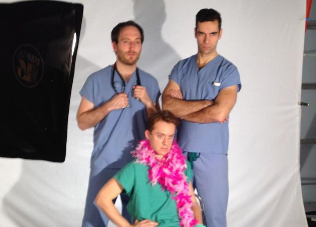 """Gay's Anatomy"" 