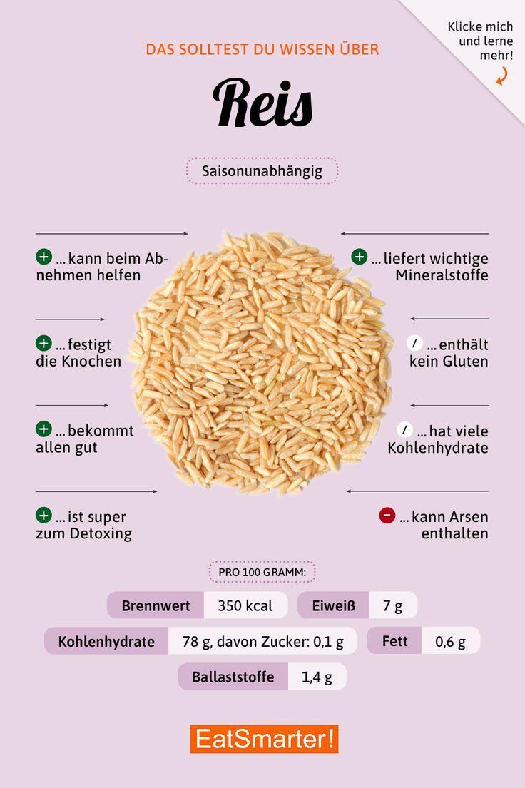 rice  – Bleib gesund & munter