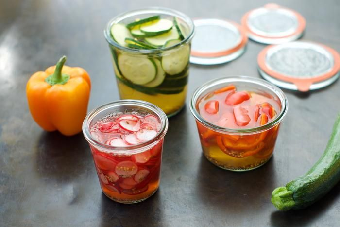 Découvrez notre recette de marinade expressau vina...