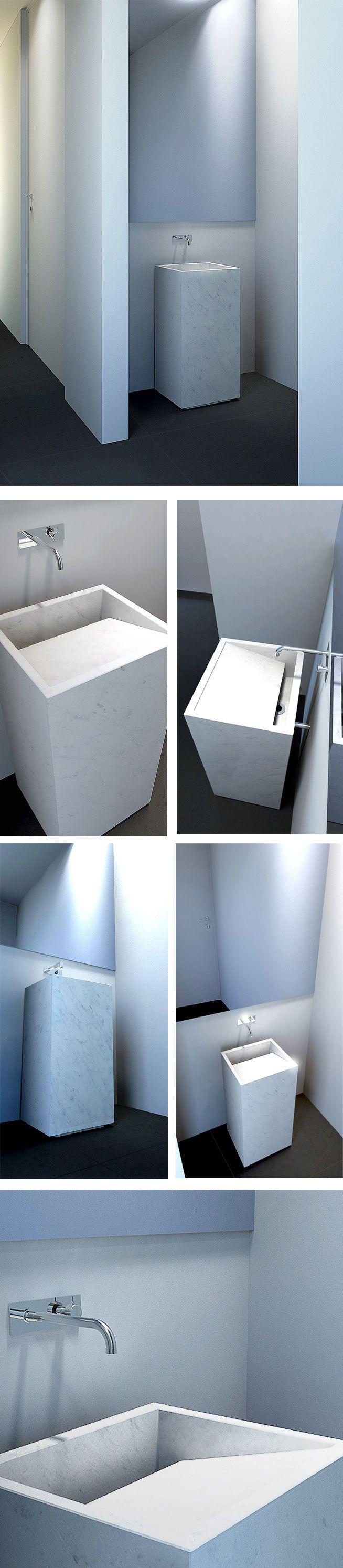 lavabo - Prototypage mobilier (3D)