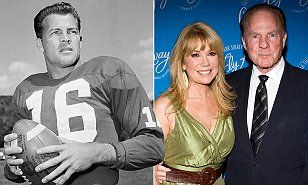 NFL legend and Monday Night Football host Frank Gifford dies aged 84 | Daily Mail Online