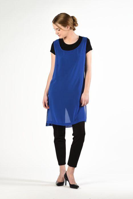 Sheer Slip Dress $139