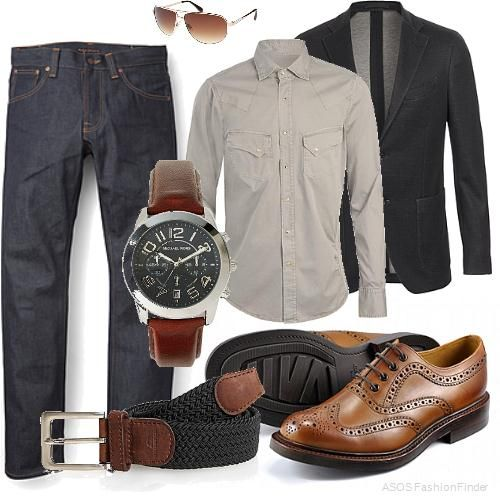 For the working man with style, men's fashion, men's style, dress to impress, man with style